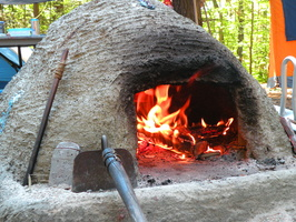 Pizza oven 160 sm