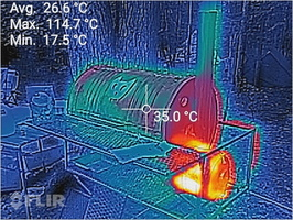 Firetiger's INFRARED Photos